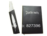 HOT Anime Death Note Cosplay Notebook with Feather Pen Collection Toy Gift