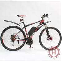 Free shipping!  8fun 29er Electric Bike 48V 750W Mid-Drive Motor