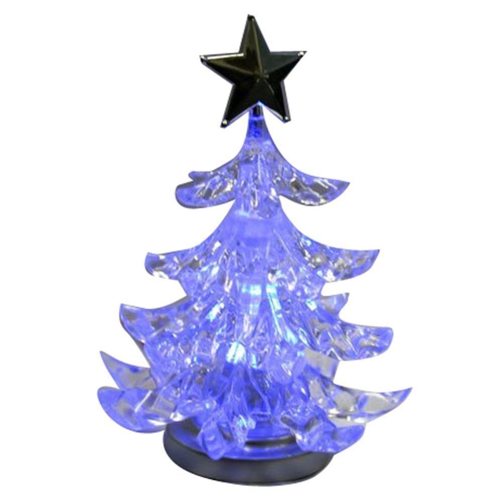 USB Powered Miniature Christmas Tree With Multicolor LEDs(China (Mainland))