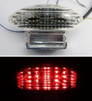 Clear Integrated LED Tail Light For Suzuki Katana 750 2003-2006 2004 2005 2006