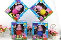 Peppa pig PVC figure new in box Peppa pig Family toy