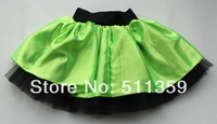 wholesale beautiful tutu  light lime and yellow  tutu  princess tutu