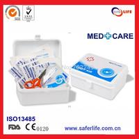 2014 wholesale SL-001 protable emergency travel mini first aid kit set Micro Kit