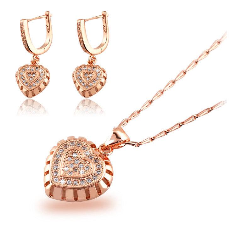 Indian Diamond Jewelry Sets Jewelry Sets cz Diamond