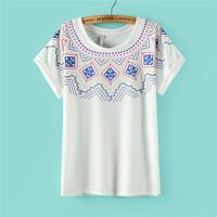 Женская футболка , /duck I414B16