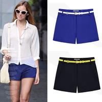 NEW 2014 Women Shorts Women Summer Shorts Women Skirts Women Hot Pants Plus Size S-3XL 4 Color WHP010