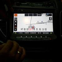 Trainborn s5 sedan car screen band bluetooth navigation module