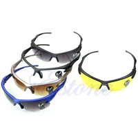 New Hot Motocycle Cycling Riding Running Sports UV Protective Goggles Sunglasses-PY