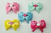 layers cute hair bows for girls