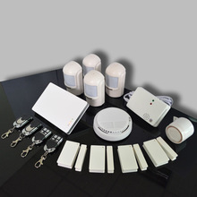 G1EW 315 433mhz iOS Android Apps Support GSM mobile control wireless Home Security sensor Alarm System