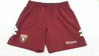 Top thai torino fc home red shorts pants
