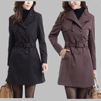 new spring summer 2014 overcoat women sashes trench coat slim women trench coat for women plus size XL,XXL,XXXL,4XL,5XL,X632