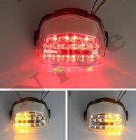 Clear LED Tail Light Brake Turn Signals For Honda CBR 1000RR 2008 2009 2010 2011