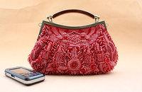 Hot sale Dazzling Glitter Sparkling Bling Sequins Women Clutch wallet Evening Party purse Handbag 0002