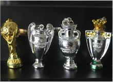 2014 brasil copa do mundo troféu chaveiros lembrança Uefa Champions League / Delaunay / Premier League Trophy chaveiro atacado(China (Mainland))