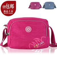 Fashionable casual 2014 women's handbag messenger bag shoulder bag nylon cloth