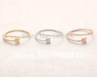 10 PCS/lot- Arrow Wrap Rings - unique rings,adjustable rings,cool rings