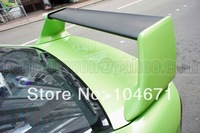 PAINTED CARBON FIBER BLADE 00-04 LEGACY B4 LIBERTY GT REAR WING TRUNK SPOILER (Brand new, no MOQ, In stock, Free shipping)