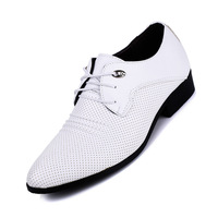 2014 NEWS HOT SELL Free shipping men leather shoes male casual shoes Genuine leather Flats Oxfords Shoes Low Men's Lace Up Shoes