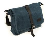 2014 Fashion Vintage Men Canvas Shoulder  Bags Young Student School Messenger Bag