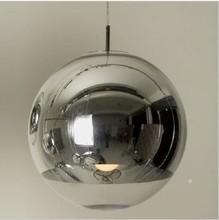 popular glass ball pendant light