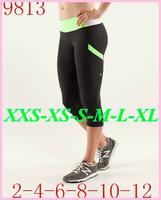 195 Styles Brand Women NWT sport casual lulu lady Yoga Capris/Sport/Casual Pants female sexy harem legging trousers BB14