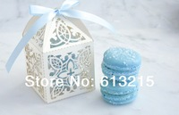 hot sale cake accessary for first communion gifts laser cut wedding cupcake boxes