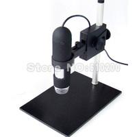 Free shipping NEW 1000X AV TV Digital Microscope Microscope Endoscope Magnifier Digital Camera 8 LED + Holder
