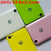 Original JIAYU G4 G4C G4S G4T Battery Back Cover Case for JIAYU G4C G4 G4S G4T 3000mAh Version Black White Pink Green Yellow