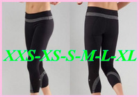 New designer 195 Styles Brand fashion lady Women NWT women's Yoga Capris sport harem Pants lulu womens trousers mix order BB5