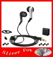 Free Shipping High Quality CX550 CX-550 High-Performance Dynamic Bass-Driven Stereo In-ear Earphone Earbud Headphone