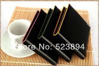 10PCS/lot 2014 Hot sale High quality Men's Fashion vintage genuine leather short men wallets 5 colors male wallets man purse