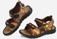 Boys sandals children shoes 2014 children shoes sandals male child sandals  size 30-35