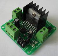 L298n double h high power dual dc motor stepper motor drive module smart car