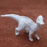 Safari animal model toy zihangchepeng variegating white mold