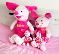 Kawaii Large size Pink Piglet pig plush Toy In stock 1 meter giant piglet Toys for girls Free shipping