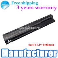Laptop Battery For hp ProBook 4530s 4330s 4431s 4331s 4435s 4535s 4430s 4436s LC32BA122 QK646AA PR06 QK646UT PR09