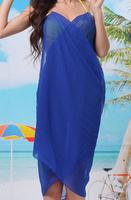 2014  Styles New Free Shipping Sexy Underwear Lingerie Swimwear Beachwear Beach Scarf Sarong Women's Skirt Multifunctional shawl