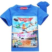 2-7Y PLANES PIXAR CHILDREN CLOTHING/T-SHIRT - VPT02-8006B