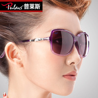 Polarized sunglasses female sunglasses myopia Women big box fashion myopia sunglasses women's 1869