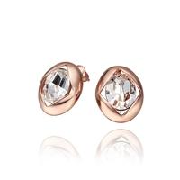 2014 new arrival wholesale free shipping 18KGP E477 18k gold earrings fashion jewelry nickel free nice earrings for women