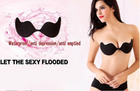 Women/Woman Fashion Intimates Bras Push Up LIFT Self-Adhesive Silicone seamless bras Closure Backless Strapless Invisible Bra LL