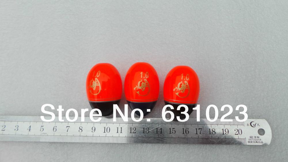 3pcs fishing float Apopy float Paulownia production float rock fishing byoy2--1.0---10g(China (Mainland))