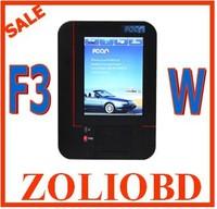 100% Original 2014 latest fcar-f3-w auto scanner multi-brands for cars/ trucks fcar f3 w top quality best selling f3-w DHL free