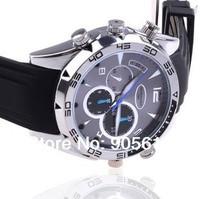 16GB HD 1080P W5000 Waterproof Watch camera mini camcorders DVR with IR Night Vision HD Hidden Watch Camera Elegant Wrist watch