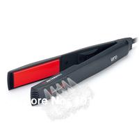 flat iron ceramic hair straightener HAIR salon equipment Wet and dry professional hair styling tools EU/US/UK PLUG EU/UK/US PLUG