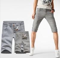 Free Shipping 2014 brand Summer men's shorts short pants suit pants five minutes casual men beach pants