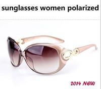 with logo new generation polarized sunglasses women brand designer,100%UV400CE protection/glare sunglasses women polarized 2014