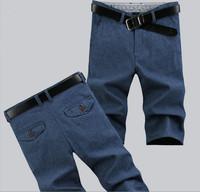 100% cotton 2014 new brand EuropeStyle men's print silm fit casual cargo summer leisure shorts men travel beach fashion short