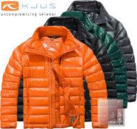 Outdoor down coat ski suit light waterproof men's clothing down coat